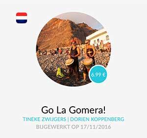 Preview Favoroute app La Gomera