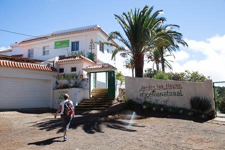 Restaurant Montaña, La Gomera