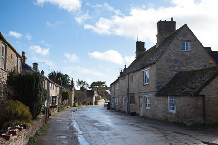 Churchview Bampton: Downton Abbey Village