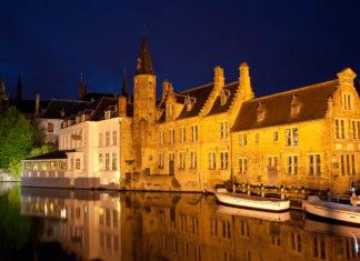 De Rozenhoedkaai, Brugge