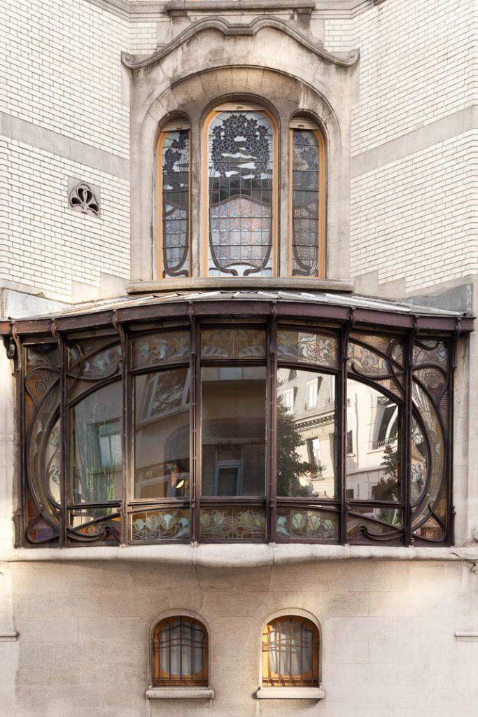 Woon- en werkgebouw van een art nouveau-architect, Paul Hankar in Brussel