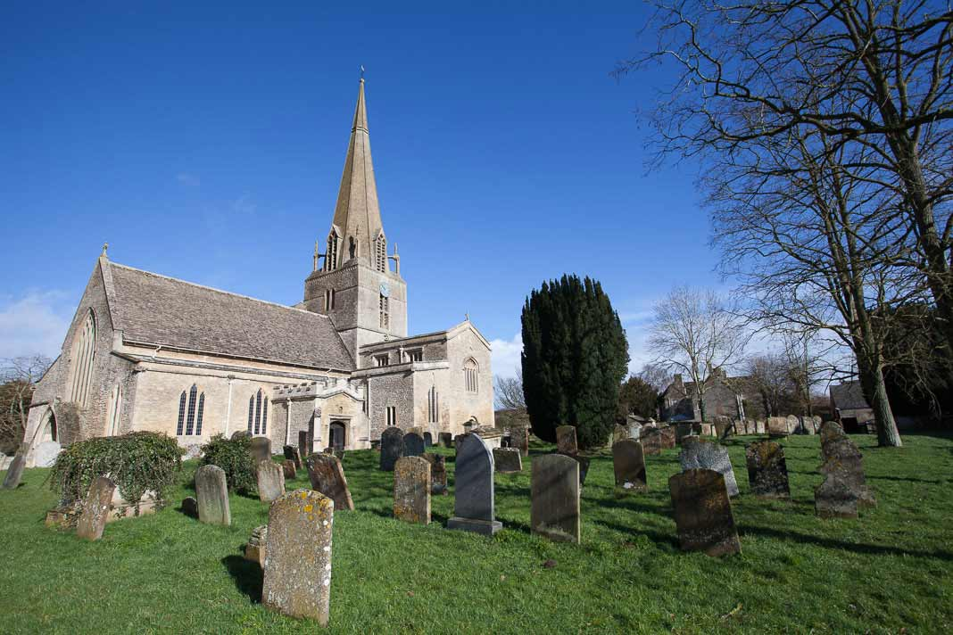 St. Mary's Church, Bampton