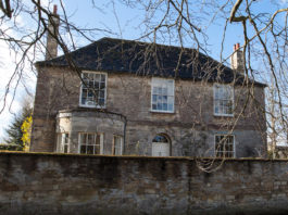 Downton Abbey: Crawley House in Bampton
