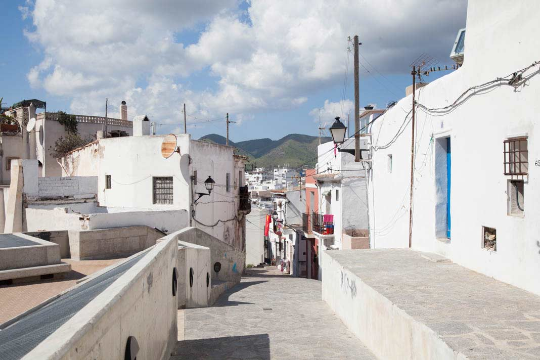 Sa Penya, Eivissa, Ibiza