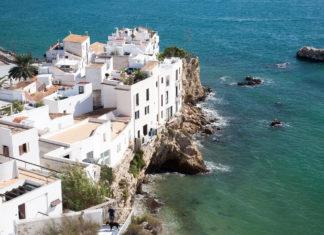 De wijk Sa Penya, Eivissa (Ibiza)