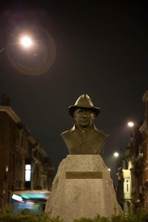 George Simenon, Outremeuse, Luik