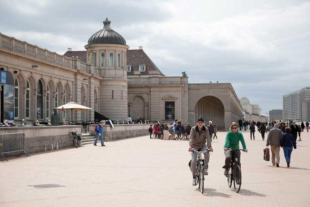 De Venetiaanse Gaanderijen in Oostende