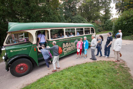 Greenway House bus