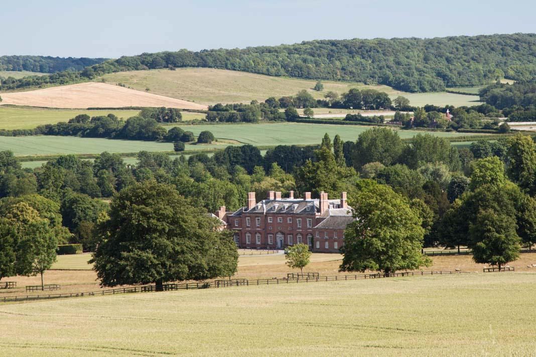 Jane Austen Godmersham Park