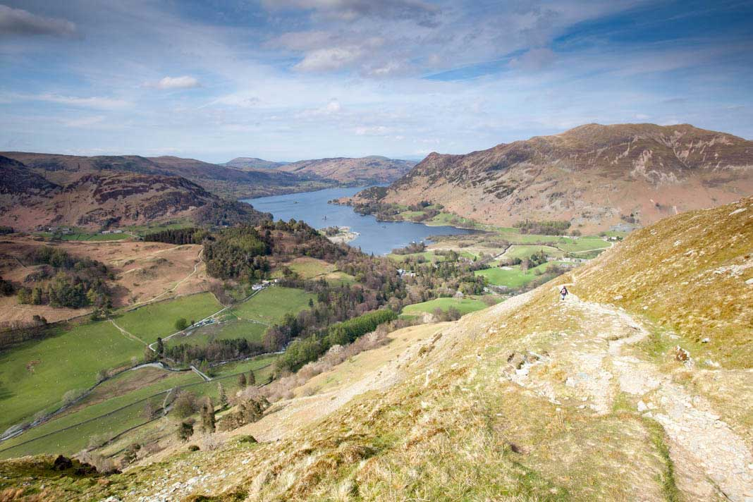 Wandelen in het Lake District