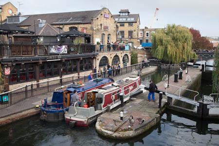 Camdon Lock, Londen