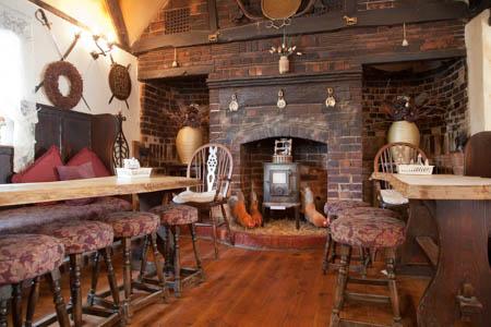 Pub Lions of Bledlow