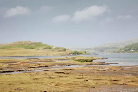 Het eiland Skye