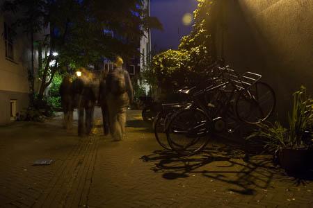 Spookwandelingen Amsterdam