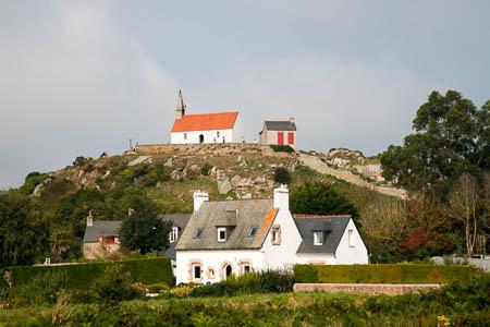 Île de Bréhat, met af en toe een klimmetje