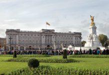 Buckingham Palace, Londen