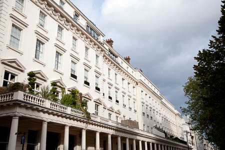 Stadswandeling Londen: Eaton Square