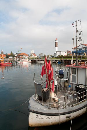 De haven van Timmendorf, Insel Poel