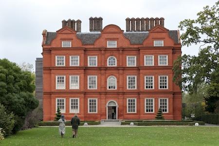 Kew Palace in Londen