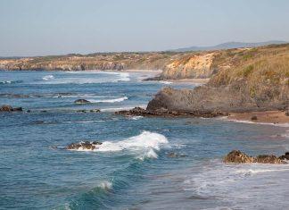 Westkust Rota Vicentina, Portugal