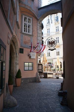 Hafnersteig, Wenen