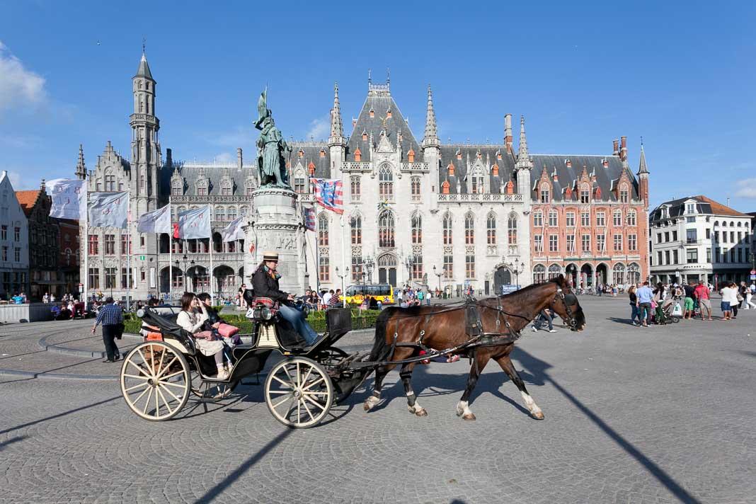 De Markt, Brugge