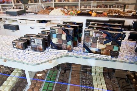 Chocolatier Stephen Dumon, Brugge