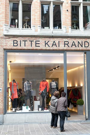 Bitte Kai Rand, Brugge