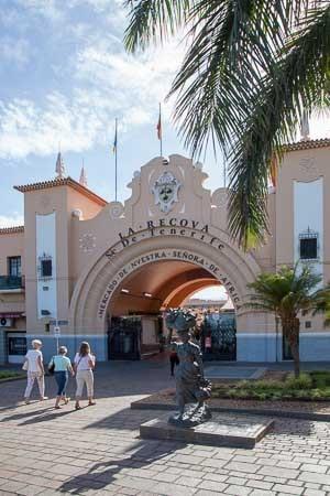 Mercado de Nuestra Señora de África, Santa Cruz