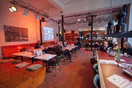 Café de Bak, Leeuwarden