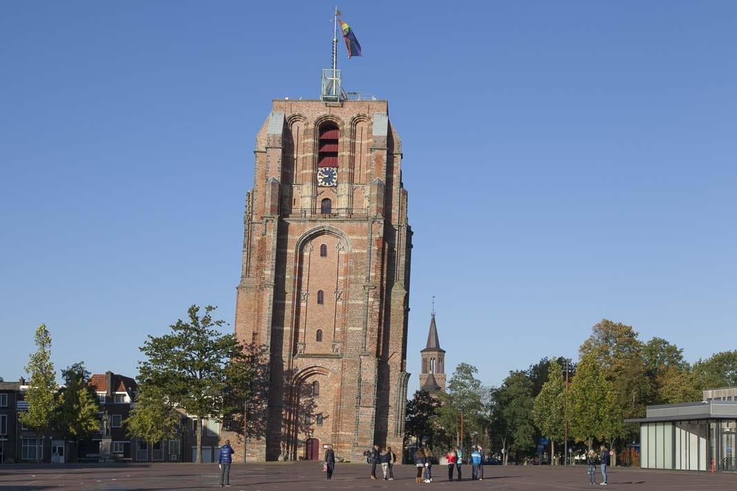Oldehove toren, Leeuwarden