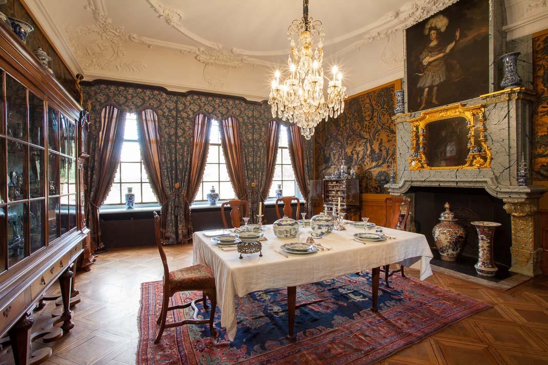 De Nassaukamer in de Princessehof, Leeuwarden