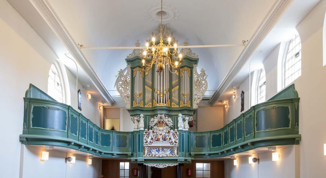 De Waalse kerk, Leeuwarden