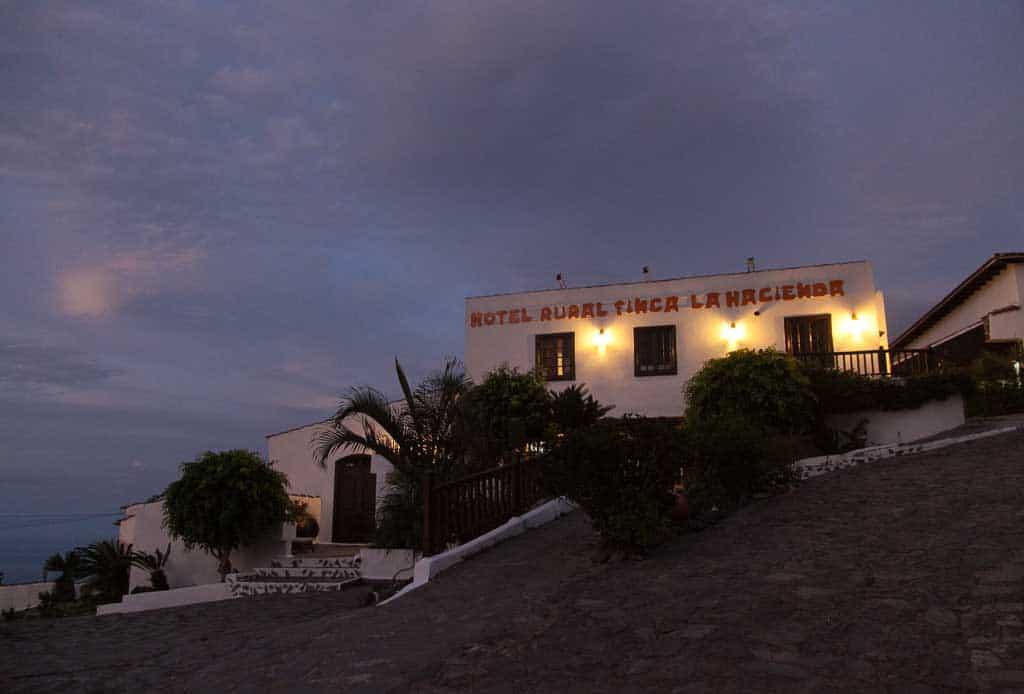 Finca la Hacienda, Tenerife