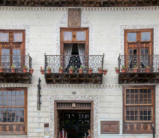 Casa de los Balcones, La Orotava