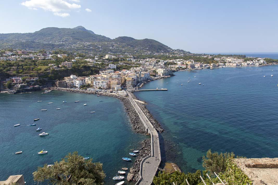 wandelen op Ischia