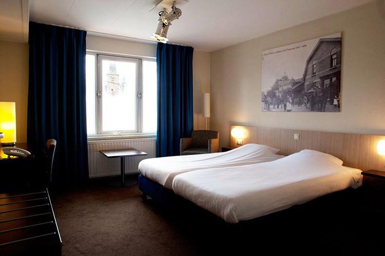 Kamer middelgroot Hotel Kruller