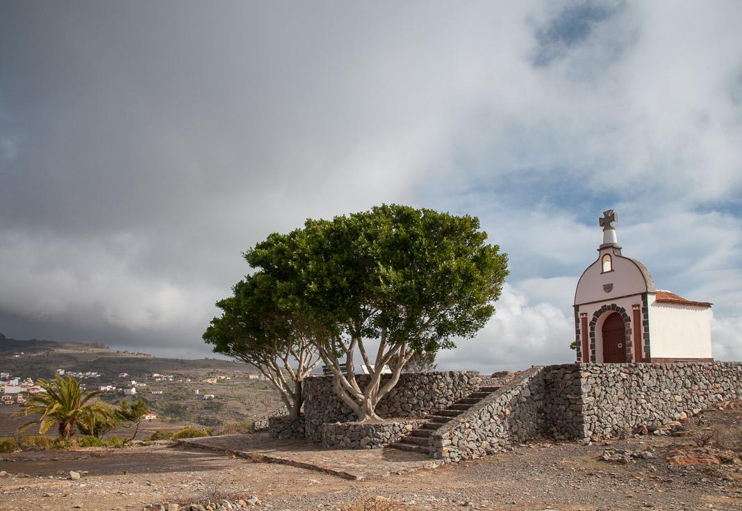 Ermita San Isidro op la Gomera