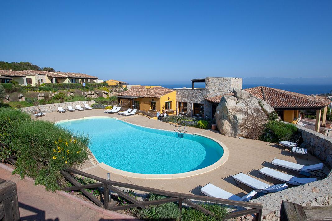 Residence Punta Falcone, Sardinie