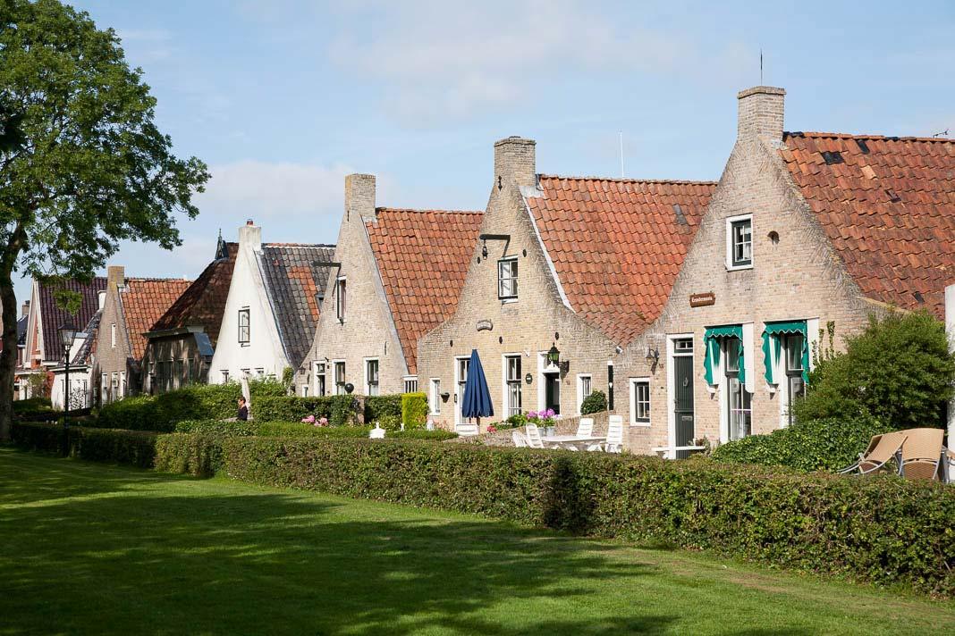 Langestreek, Schiermonnikoog
