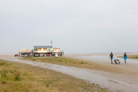 Strandtent Paal 3, Schiermonnikoog