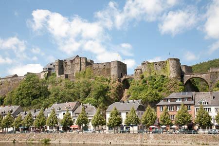 Het kasteel van Bouillon