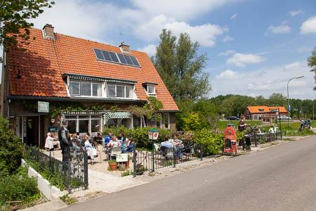 Café Fluitekruid, De Biesbosch