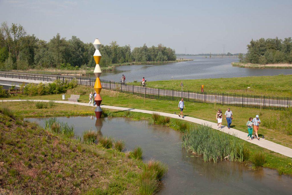 Museumeiland, Nationaal Park De Biesbsoch