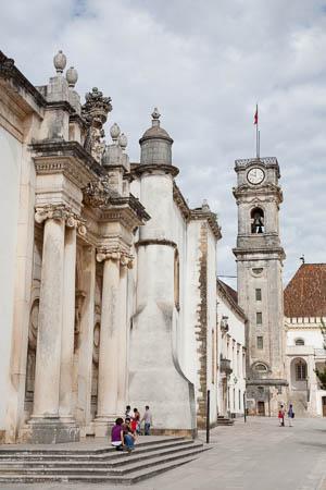 Pátio das Escolas, Coimbra