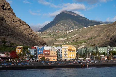 Puerto de Tazacorte, La Palma