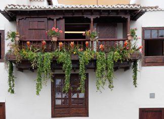 Casas de los balcones, Santa Cruz de la Palma