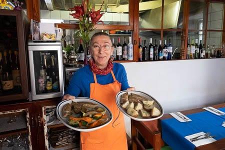 Restaurant Enriclai in Santa Cruz de la Palma