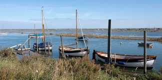 De haven van Blakeney