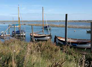 De haven van Blakeney